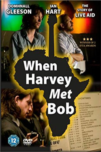 When Harvey Met Bob Poster