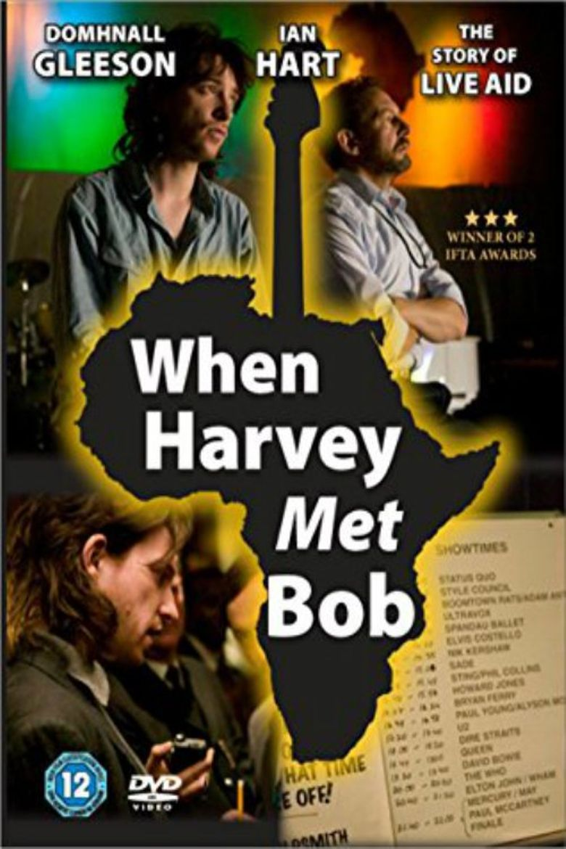 When Harvey Met Bob Poster