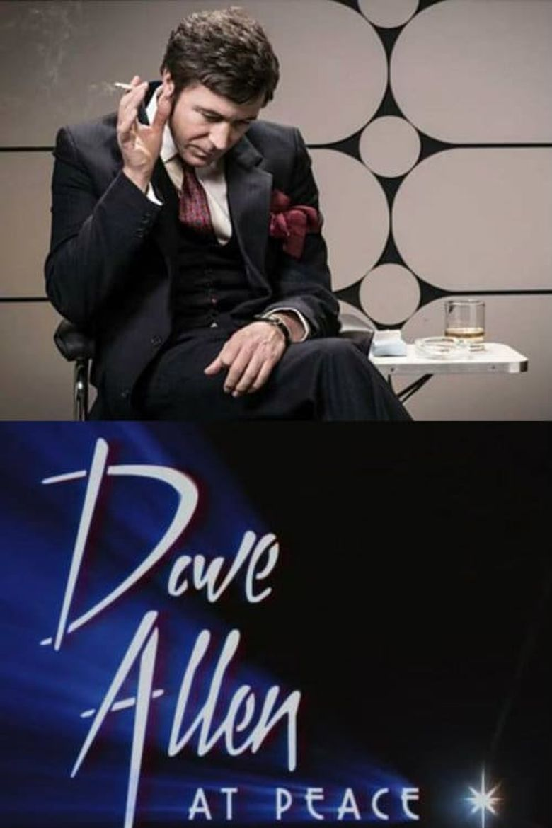 Dave Allen at Peace Poster