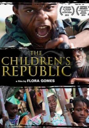 The Children's Republic Poster