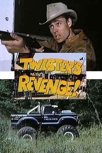 Twister's Revenge! Poster