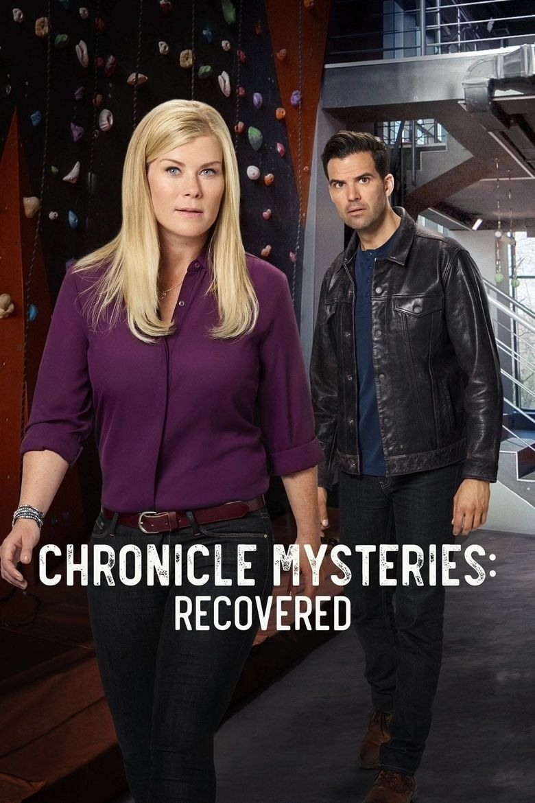 Chronicle Mysteries: Recovered Poster