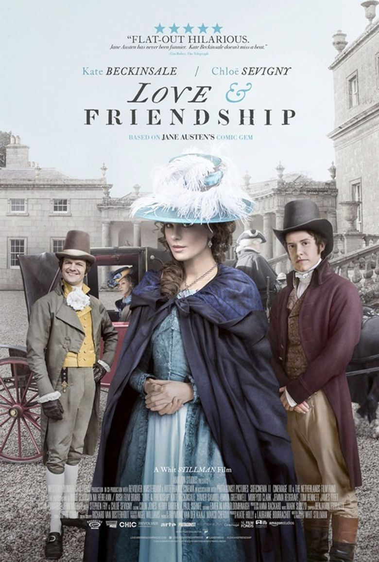 Love & Friendship Poster