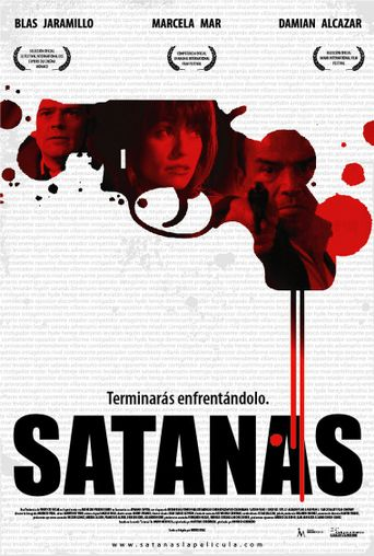 Satanás - Profile of a Killer Poster