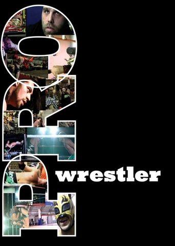 Pro Wrestler Poster