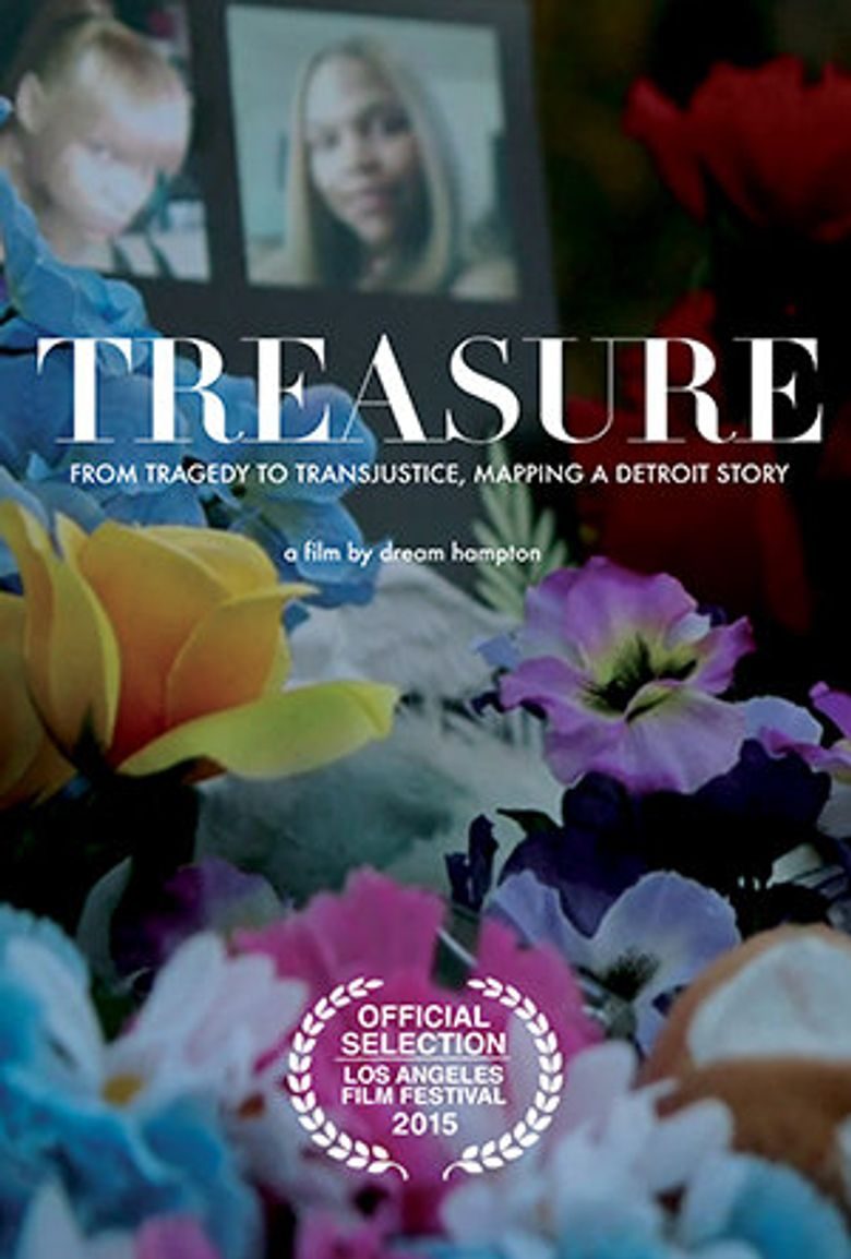 Treasure: From Tragedy to Trans Justice Mapping a Detroit Story Poster