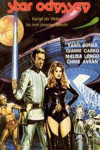 Star Odyssey Poster