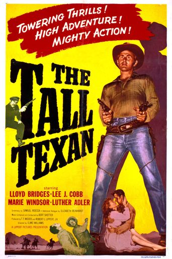 The Tall Texan Poster