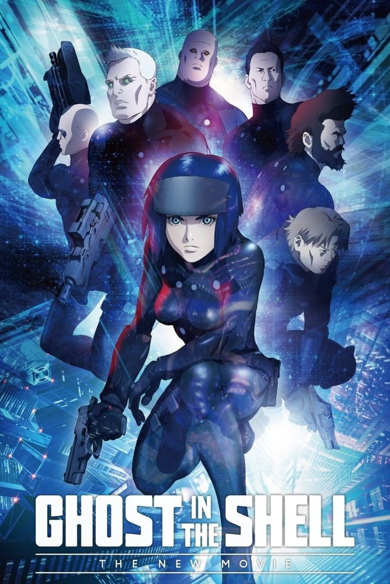 Ghost in the Shell: The New Movie Poster