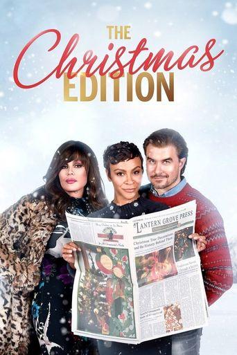The Christmas Edition Poster