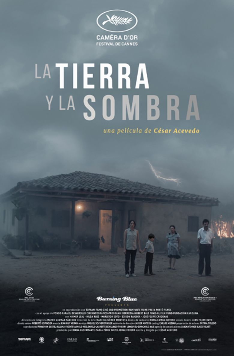 Land and Shade Poster