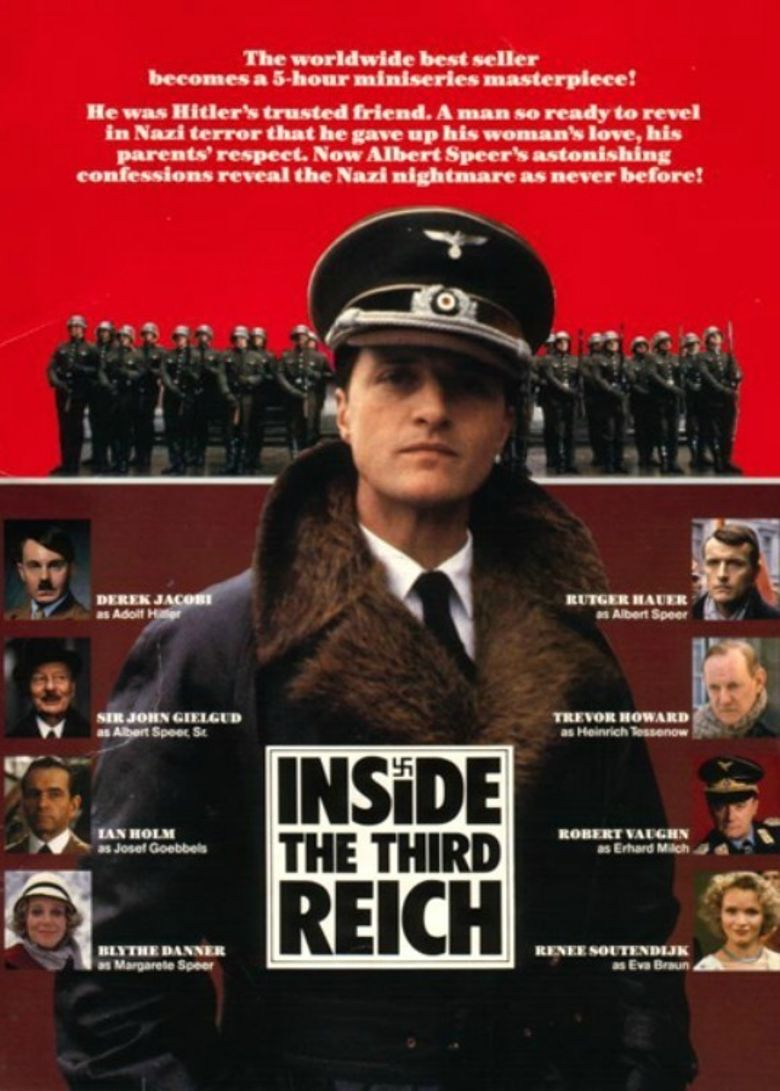 Inside the Third Reich Poster