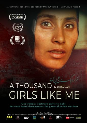 A Thousand Girls Like Me Poster