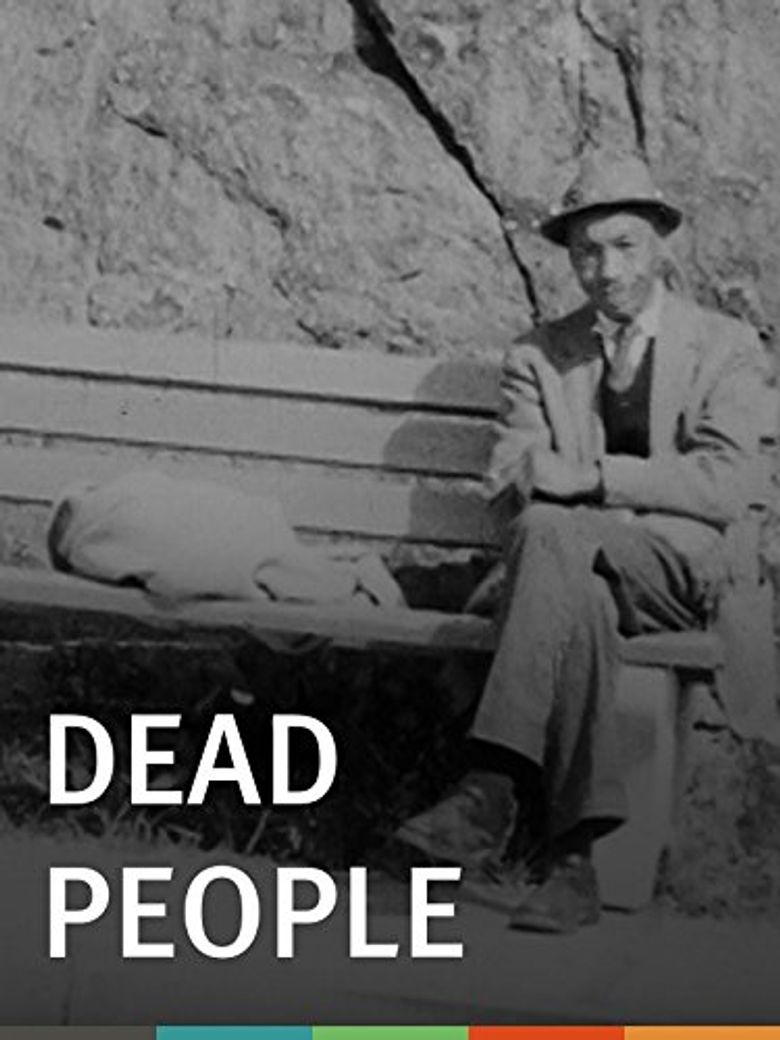 Dead People Poster