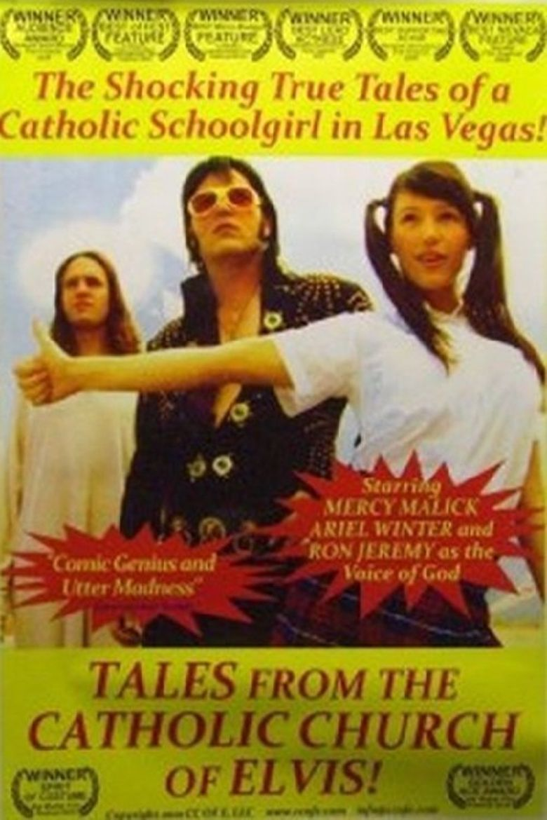 Tales from the Catholic Church of Elvis! Poster