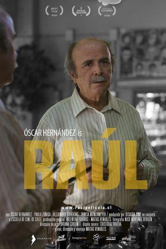 Raúl Poster