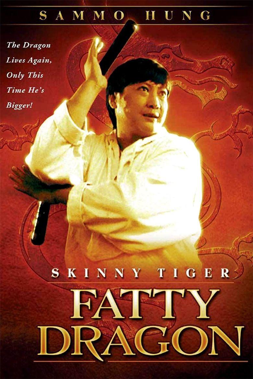 Skinny Tiger, Fatty Dragon Poster