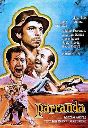 Parranda Poster