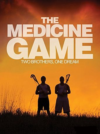 The Medicine Game Poster