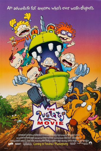 Watch The Rugrats Movie