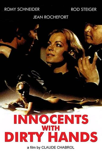Innocents with Dirty Hands Poster