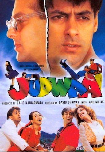 Judwaa Poster