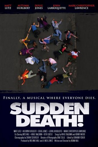 Sudden Death! Poster