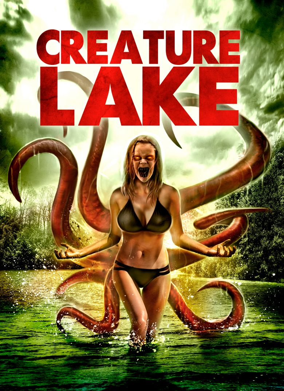 Creature Lake Poster
