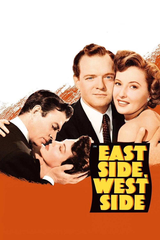 East Side, West Side Poster