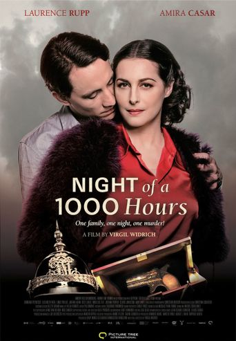 Night of a 1000 Hours Poster