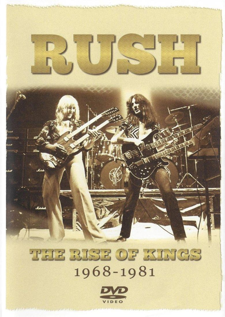 Rush: The Rise of Kings 1968-1981 Poster