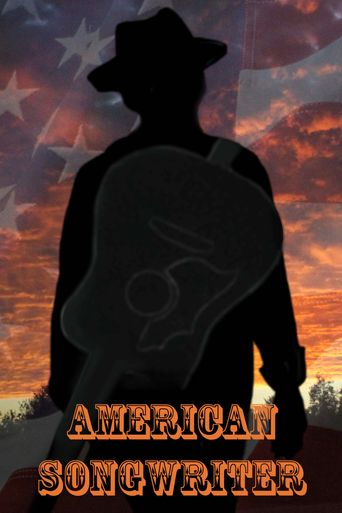 American Songwriter Poster