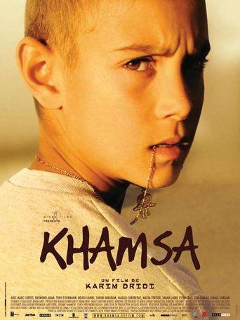 Khamsa Poster