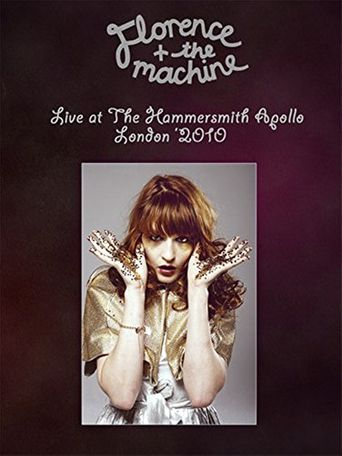 Florence and the Machine Live at the Hammersmith Apollo Poster