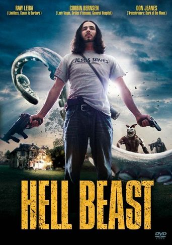 Hell Beast Poster