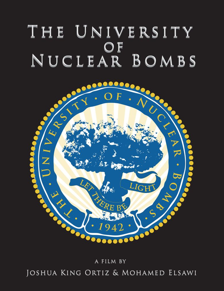 The University of Nuclear Bombs Poster
