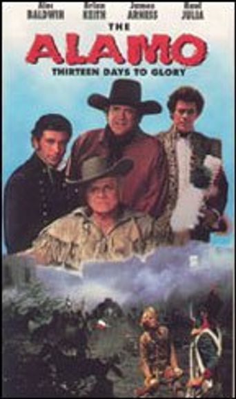 The Alamo: Thirteen Days to Glory Poster