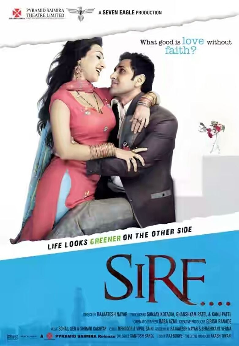 Sirf Poster