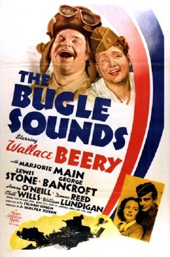 The Bugle Sounds Poster