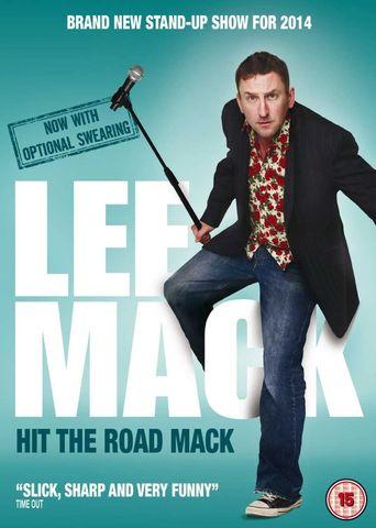 Lee Mack - Hit the Road Mack Poster