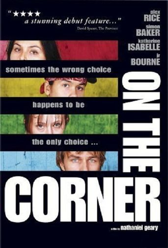 On the Corner Poster
