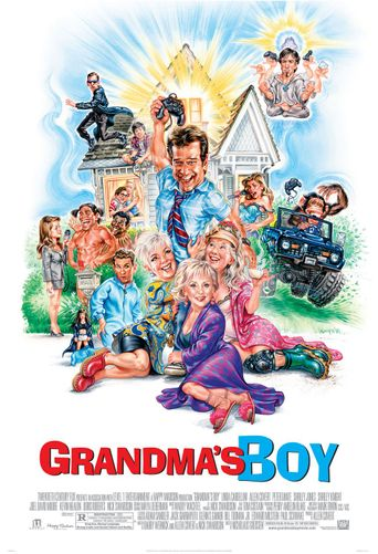 Watch Grandma's Boy