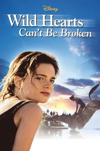 Wild Hearts Can't Be Broken Poster