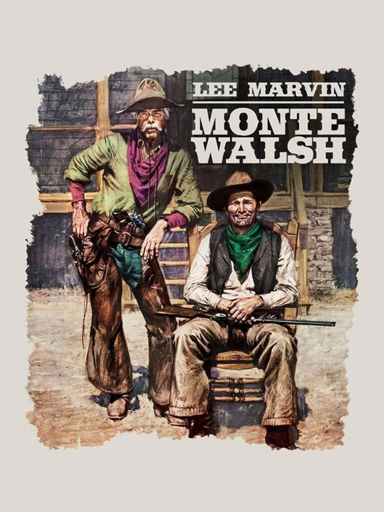 Monte Walsh Poster