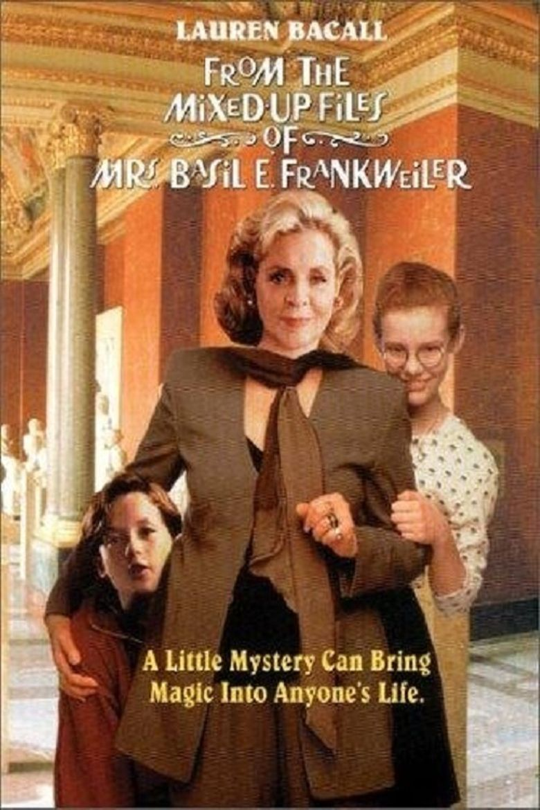 From the Mixed-Up Files of Mrs. Basil E. Frankweiler Poster