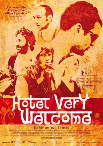 Hotel Very Welcome Poster