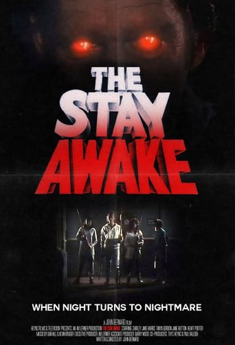 The Stay Awake Poster