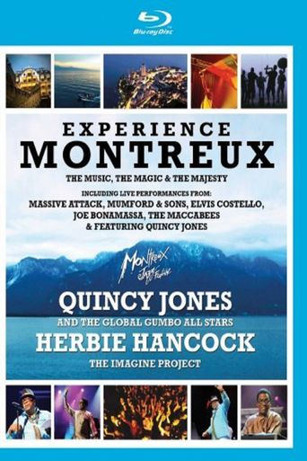 Experience Montreux Poster