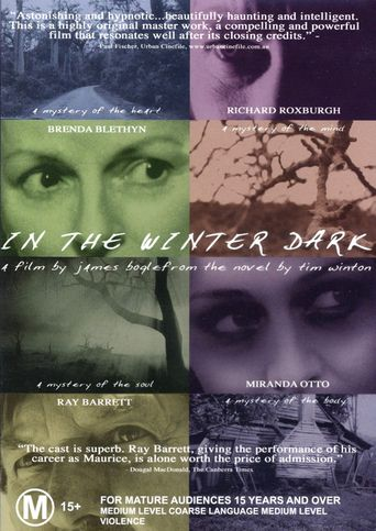 In The Winter Dark Poster