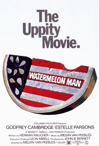 Watermelon Man Poster